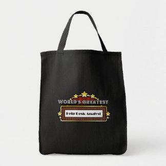 World's Greatest Help Desk Analyst Bags