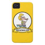 WORLDS GREATEST HIGH SCHOOL DIVA GIRL CARTOON iPhone 4 COVER