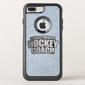 World's Greatest Hockey Coach OtterBox Commuter iPhone 8 Plus/7 Plus Case