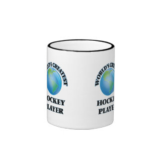 World's Greatest Hockey Player Coffee Mug