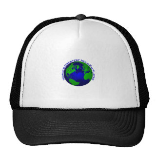 World's Greatest Hold-Em Player Mesh Hats