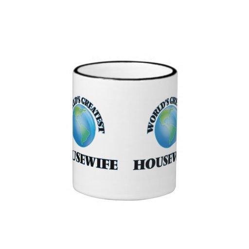 World's Greatest Housewife Coffee Mug