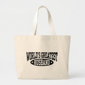 World's Greatest Husband Bags
