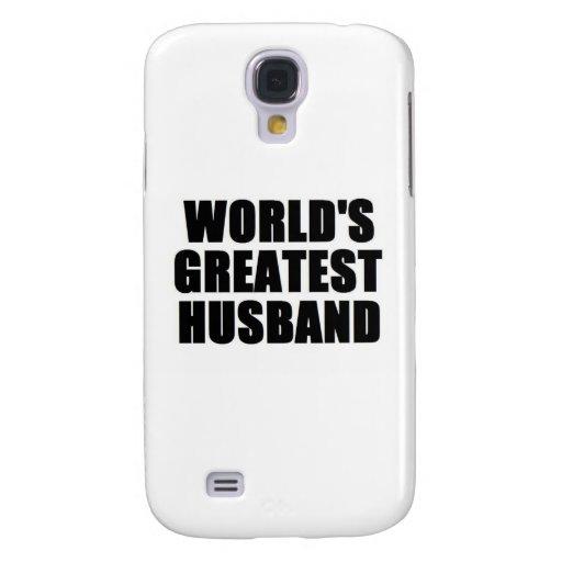 World's Greatest Husband Samsung Galaxy S4 Covers