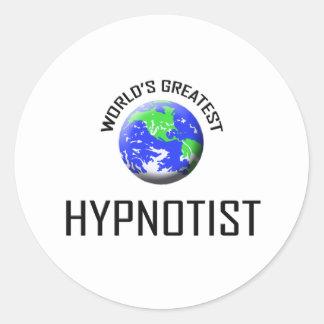 World's Greatest Hypnotist Sticker