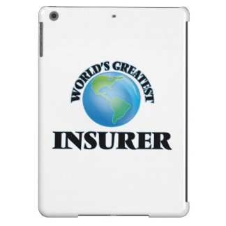 World's Greatest Insurer iPad Air Cover