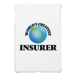 World's Greatest Insurer iPad Mini Case