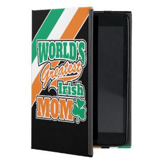 World's Greatest Irish Mom iPad Mini Cases