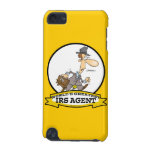 WORLDS GREATEST IRS AGENT CARTOON iPod TOUCH 5G COVER