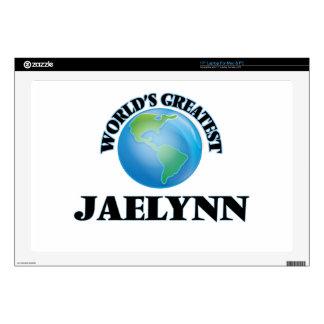 World's Greatest Jaelynn Laptop Skin