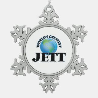 World's Greatest Jett Ornaments