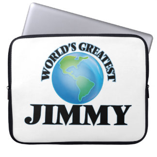 World's Greatest Jimmy Laptop Computer Sleeves