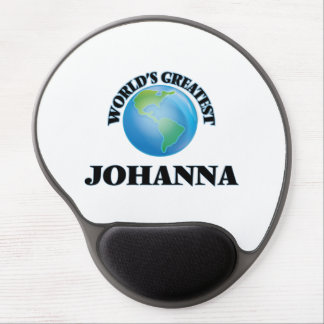 World's Greatest Johanna Gel Mouse Pad