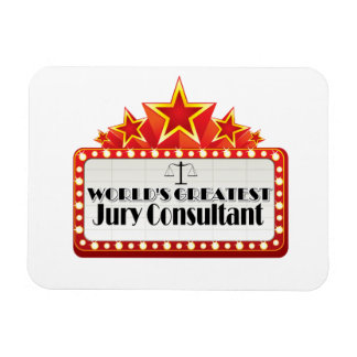 World's Greatest Jury Consultant Magnet