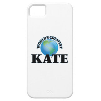 World's Greatest Kate iPhone 5 Cover