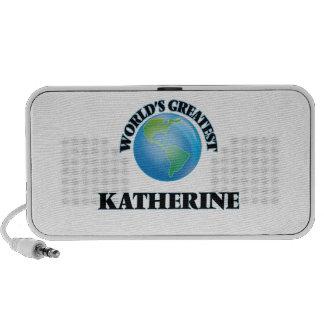 World's Greatest Katherine Laptop Speakers