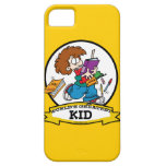 WORLDS GREATEST KID CARTOON iPhone 5 COVERS