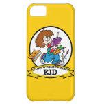 WORLDS GREATEST KID CARTOON iPhone 5C CASE