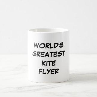 """World's Greatest Kite Flyer"" Mug"