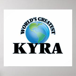 World's Greatest Kyra Poster