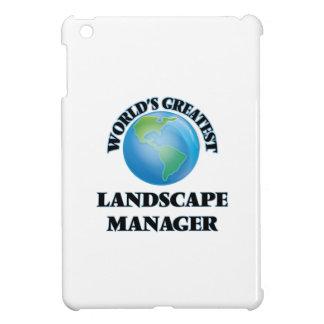 World's Greatest Landscape Manager iPad Mini Case