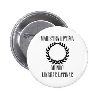 World's Greatest Latin Teacher (Female) Button