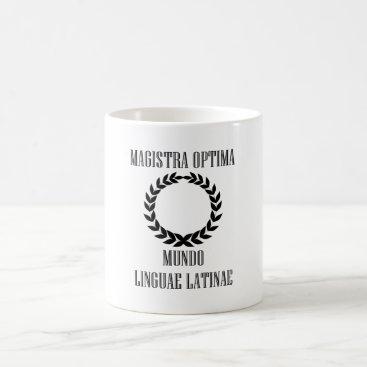 ClassicsGraphics World's Greatest Latin Teacher (Female) Coffee Mug