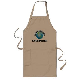 World's Greatest Launderer Apron