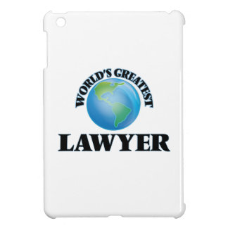 World's Greatest Lawyer Case For The iPad Mini