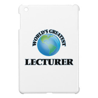 World's Greatest Lecturer Case For The iPad Mini
