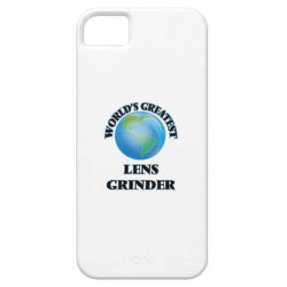 World's Greatest Lens Grinder iPhone 5 Covers