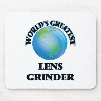World's Greatest Lens Grinder Mouse Pad