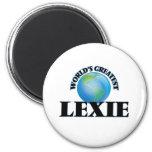 World's Greatest Lexie Refrigerator Magnet