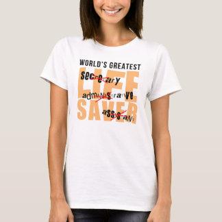 World's Greatest Life Saver T-Shirt