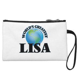 World's Greatest Lisa Wristlet Purses