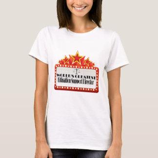 World's Greatest Litigation Support Director T-Shirt