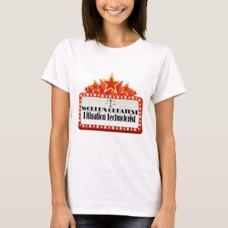 World's Greatest Litigation Technologist T-Shirt
