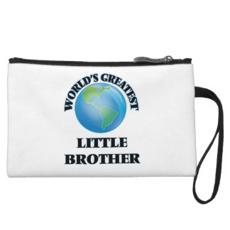 World's Greatest little Brother Wristlets
