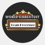 World's Greatest Loan Processor Stickers