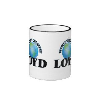 World's Greatest Loyd Coffee Mugs