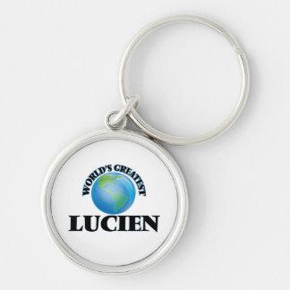 World's Greatest Lucien Keychains