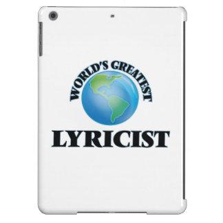 World's Greatest Lyricist iPad Air Case