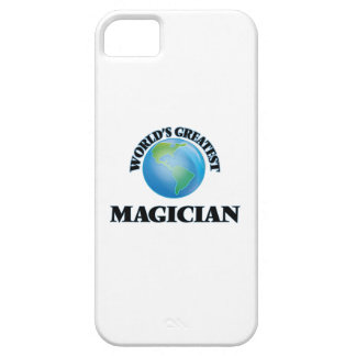 World's Greatest Magician iPhone 5 Cover