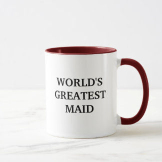 WORLD'S GREATEST MAID MUG