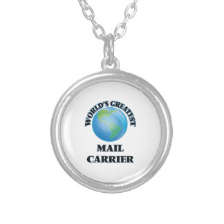 World's Greatest Mail Carrier Jewelry