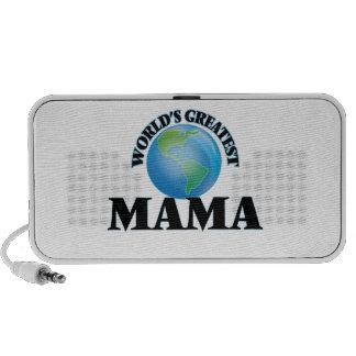 World's Greatest Mama iPod Speakers