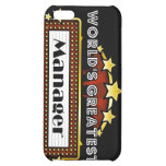 World's Greatest Manager iPhone 5C Case