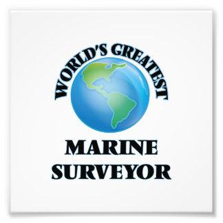 World's Greatest Marine Surveyor Photograph