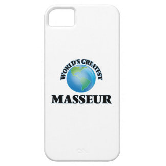 World's Greatest Masseur iPhone 5 Covers