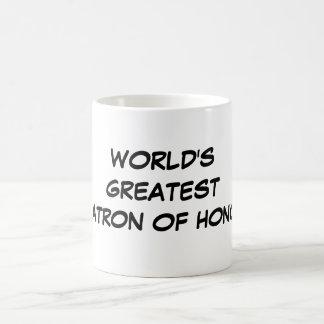 """World's Greatest Matron of Honor""  Mug"